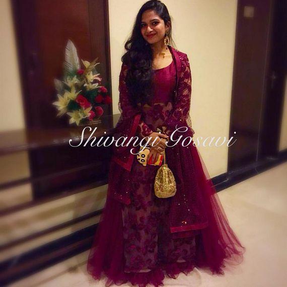 Portfolio Of Shivangi Gosavi Couture Bridal Wear In