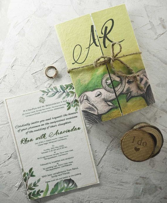 Photo By Seed Paper Invites By Plantables Invitations