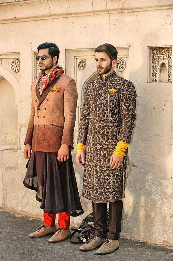 Portfolio Of Stitch By Sarab Khanijou Groom Wear In