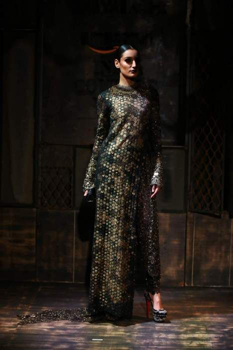 Photo of sabyasachi amazon india couture week 2015 bater collection
