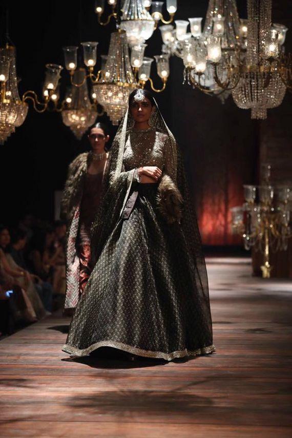 Photo of Sabyasachi bridal lehenga