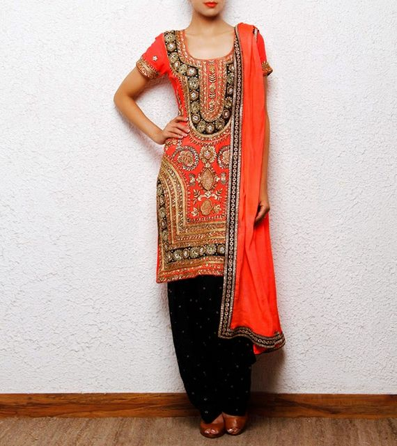 Photo of patiala salwar