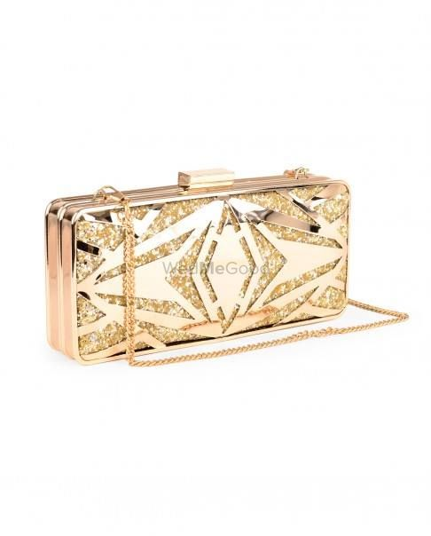Photo of rectangle box clutch
