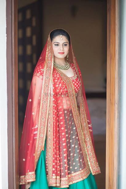 Photo of Simran Kalra Bridal Makeup