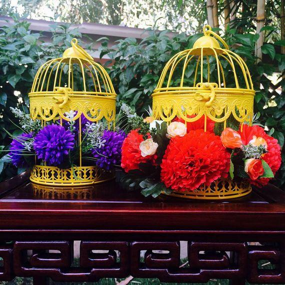 Photo of birdcage