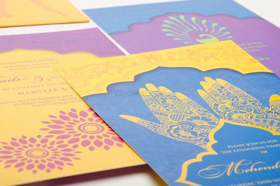 Photo of Turmeric Ink - Invitations & Stationery