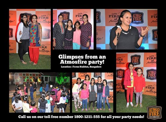Party Done - Atmosfire by Barbeque Nation Pictures | Wedding