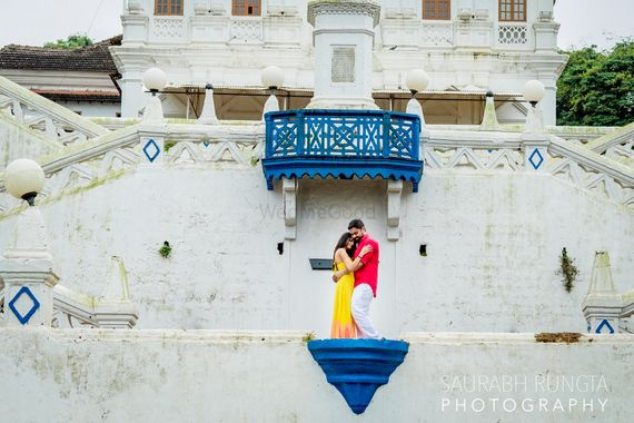 Photo of Destination pre wedding shoot in fort
