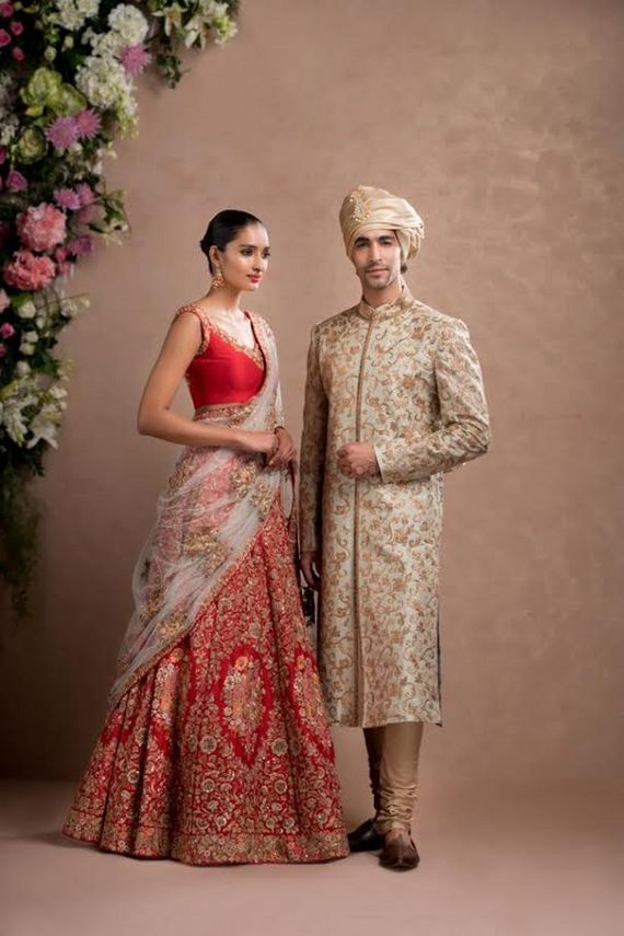 Latest Collection 2017 Shyamal Bhumika Pictures Bridal