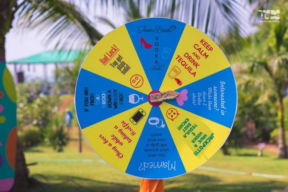 Photo of Fun mehendi ideas wheel of fortune game