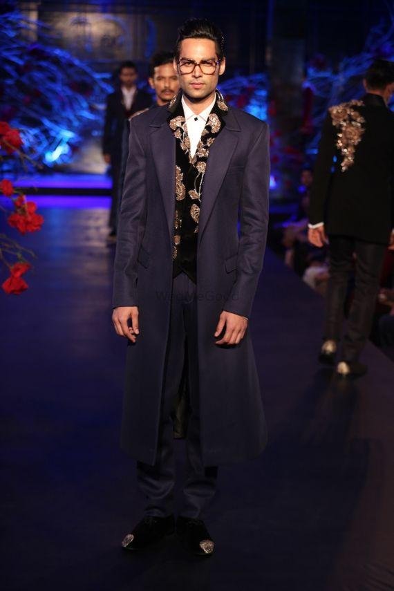 Photo of velvet waistcoat