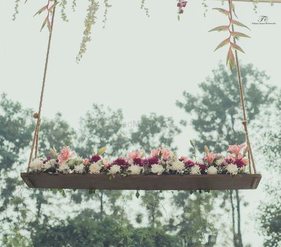 Photo of unique floral decor ideas