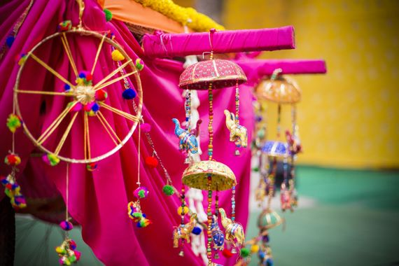 Photo of Indianised dreamcatchers in decor