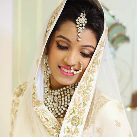 Photo of Elegant Bridal Makeup