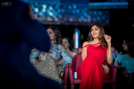 Photo of Shilpa Shetty spotted at wedding