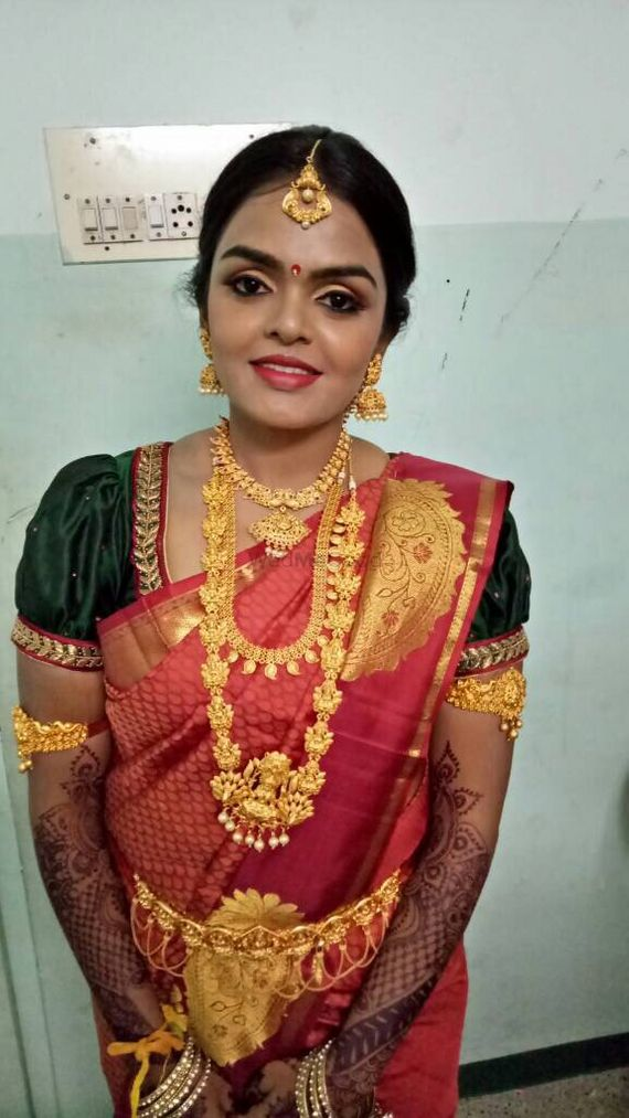 Tamil Nadu Brides Makeup Artistry By Sujatha Pictures