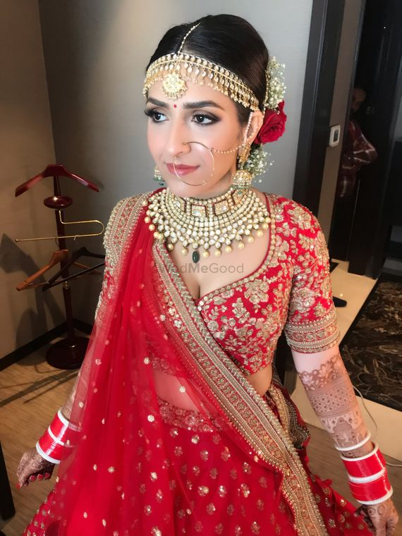 New Brides Ojas Rajani Bridal Makeup Artist Pictures