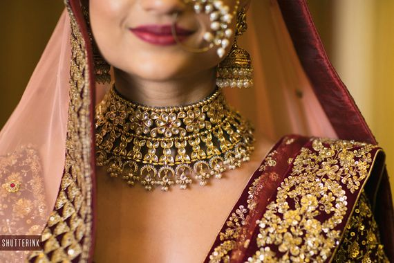 Photo of Traditional Bridal Necklace