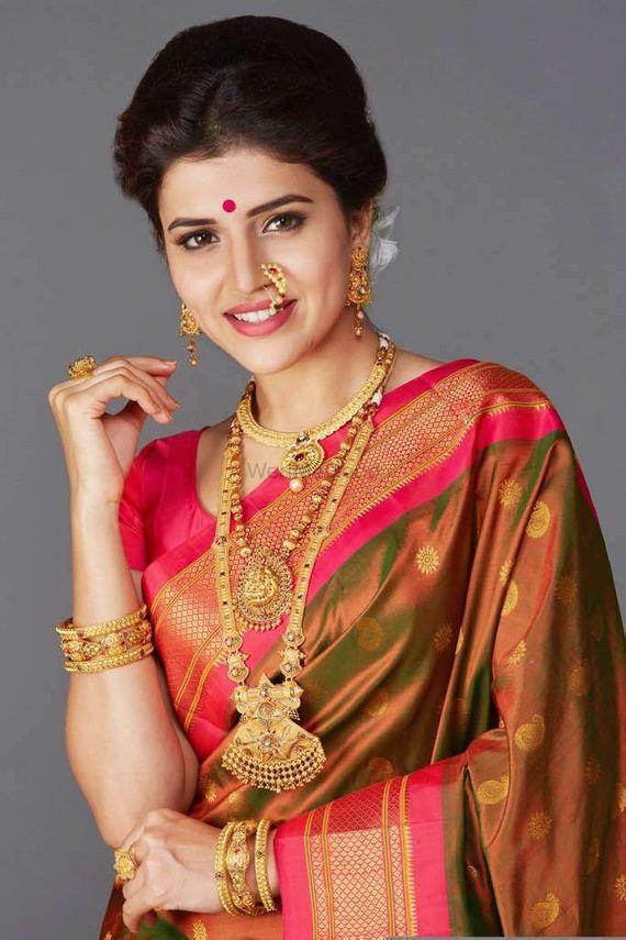 Maharashtrian Brides Tejaswini Makeup Artist Pictures