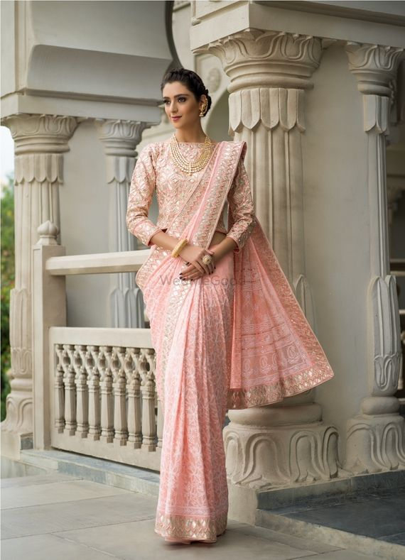 Gulaabi Nagri Vasansi Pictures Bridal Wear In Jaipur