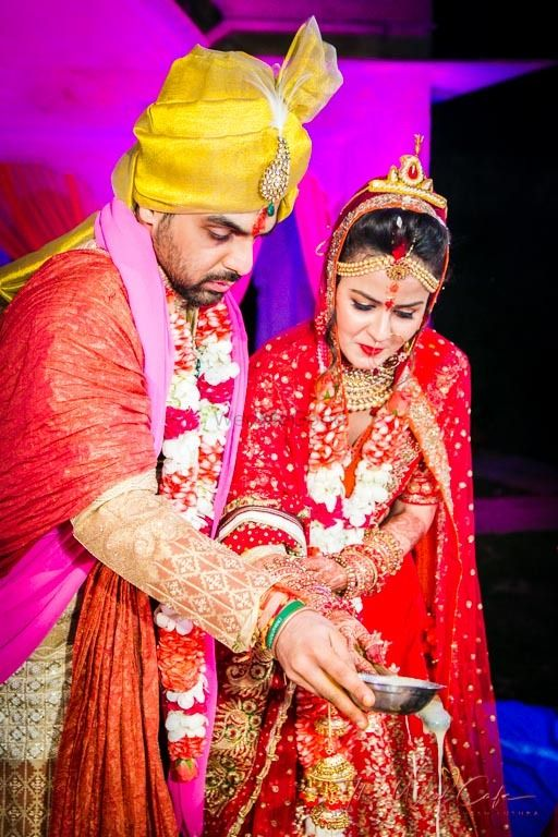 a4a3817d83f9b Kanishk Sushmita - The Wed Cafe by Rajesh Luthra Pictures   Wedding ...
