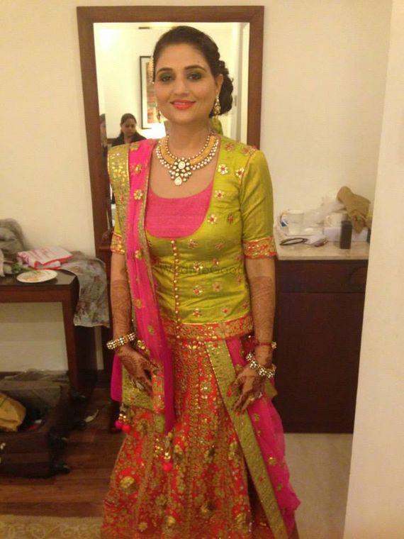 Photo of Bridal Makeup by Pooja Sethi