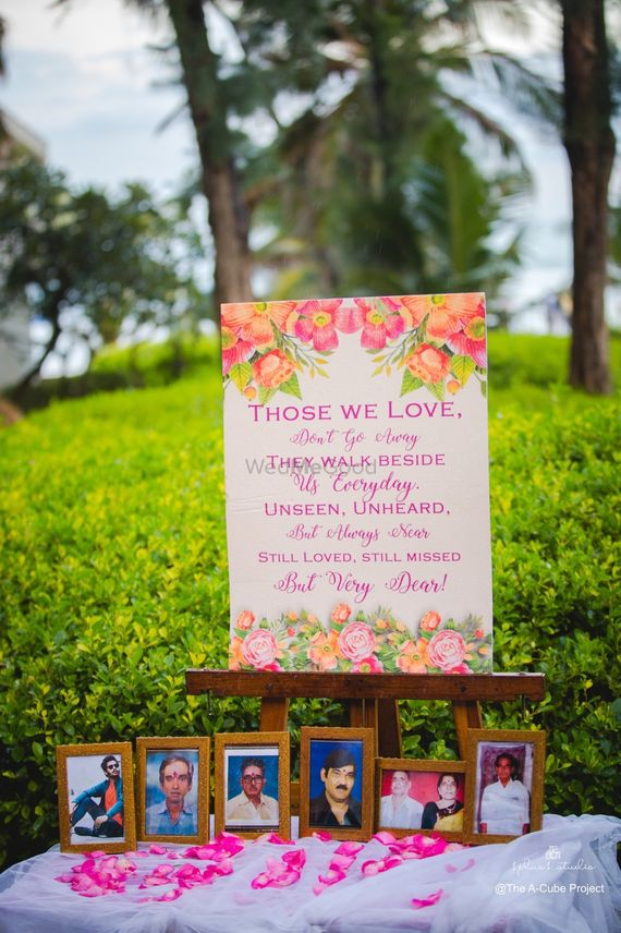 Photo of Ideas for departed loved ones