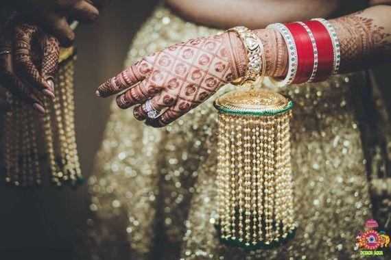 Photo of Big single bridal kaleera