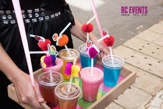 Photo of pool party drink ideas
