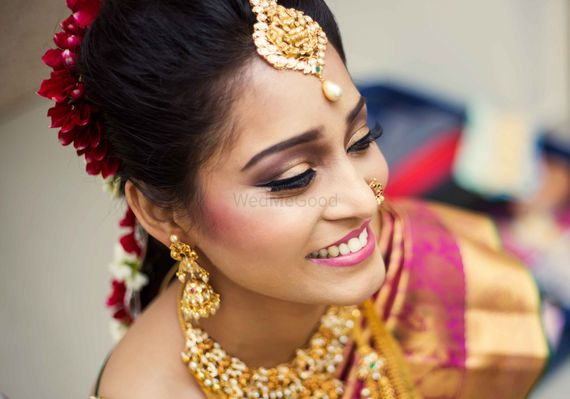 South Indian Brides Hair And Makeup By Ayesha Ak Pictures