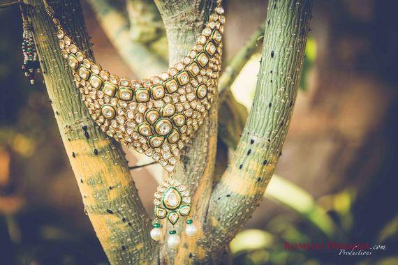 Photo of Polki Bridal necklace
