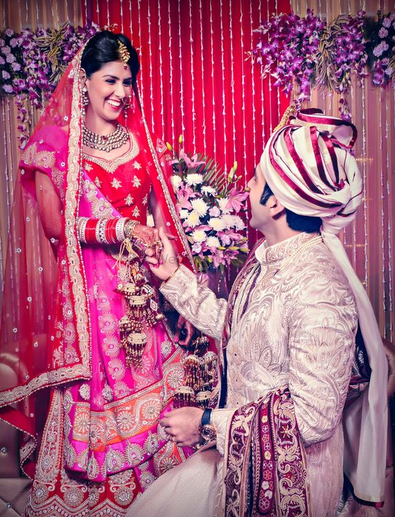 60a190430244c Rahul Garima - The Wed Cafe by Rajesh Luthra Pictures   Wedding  Photographers in Delhi NCR - WedMeGood