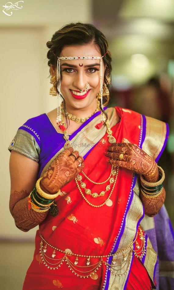 Yashwini ( Marathi Bride) - KritisBride Pictures | Bridal