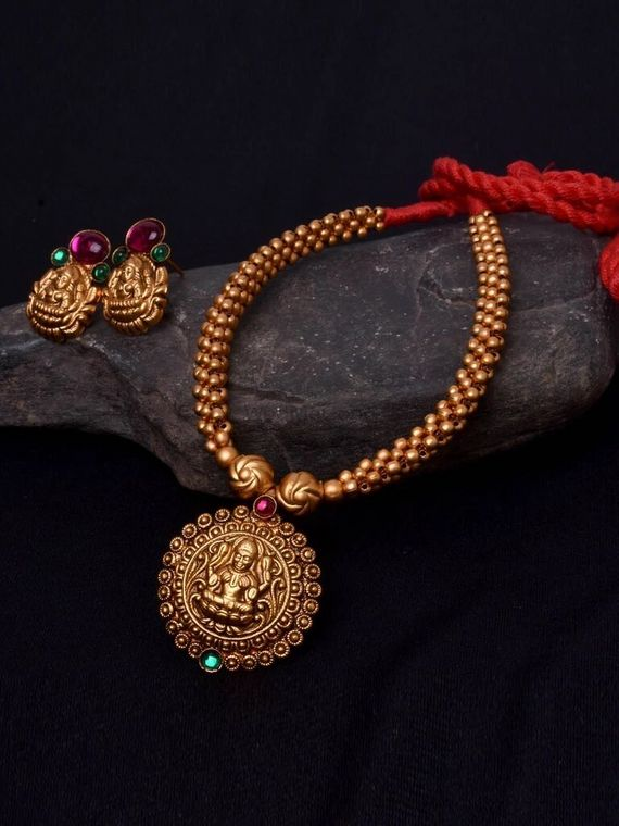 Temple Jewellery - Rashi Jewells Pictures | Wedding