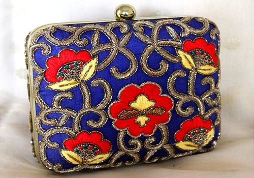 Photo of bridal clutch bags