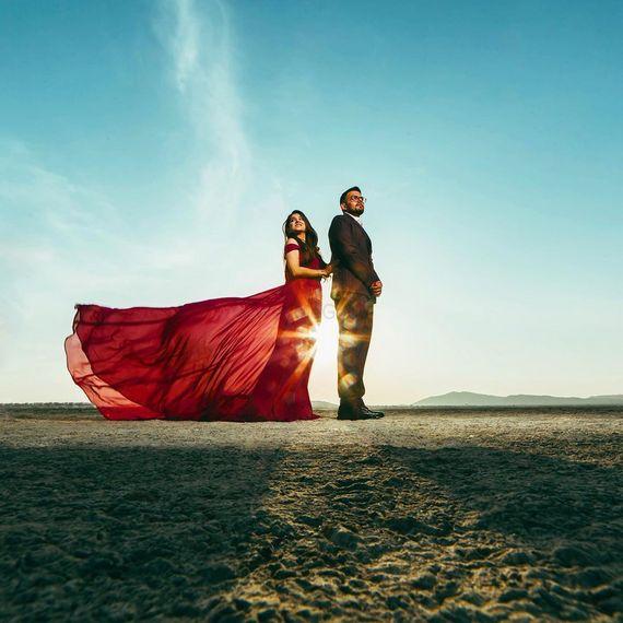 Photo Of Outdoor Pre Wedding Shoot Ideas