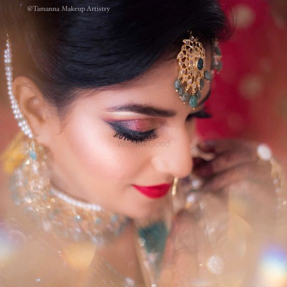 Bridal Look Book Tamanna Rooz Pictures Bridal Makeup In Hyderabad WedMeGood