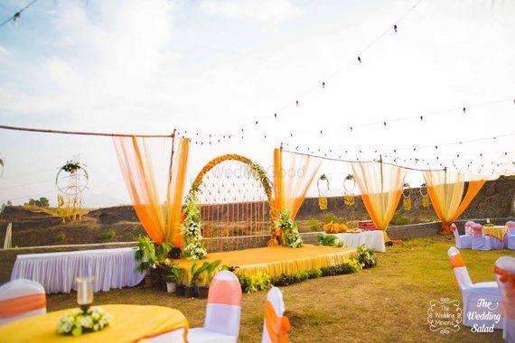 Photo of Stage Decor Idea