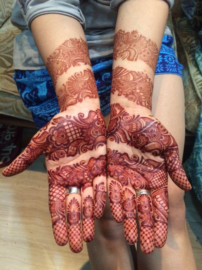 Nisha Henna Artist - Price & Reviews | Bridal Mehendi in Mumbai