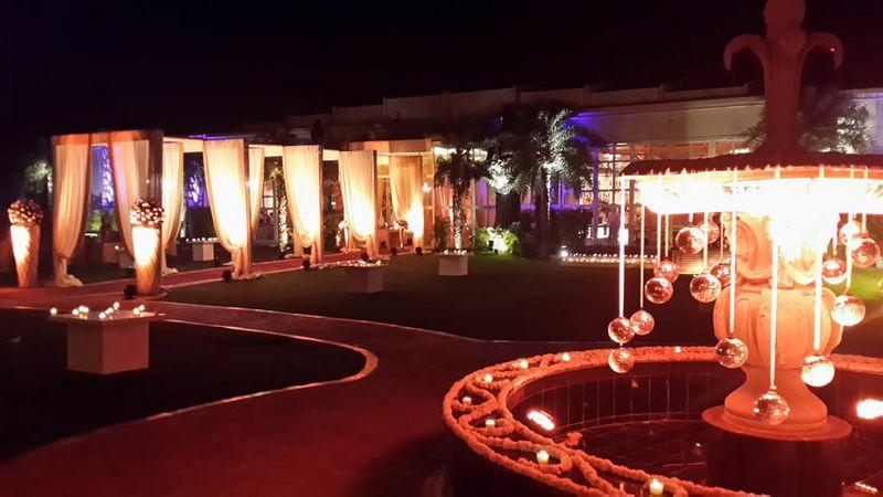 Amaanta Kapashera Nh8 Banquet Wedding Venue In Delhi Ncr