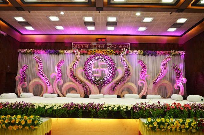 Maharaja Agrasen Bhawan Surat Banquet Wedding Venue