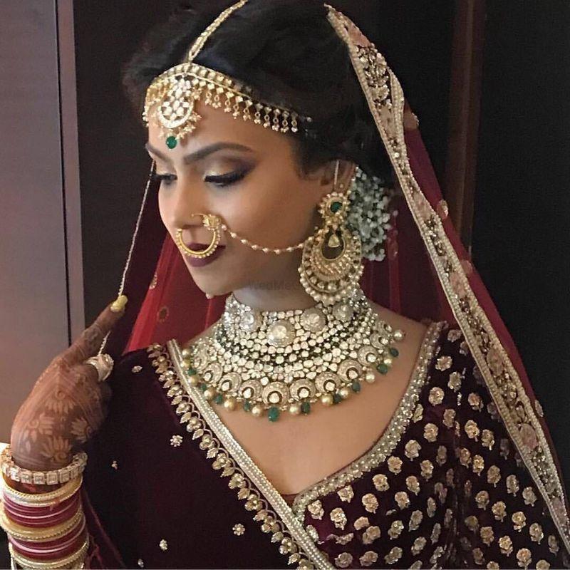 Photo By Ojas Rajani Bridal Makeup Artist