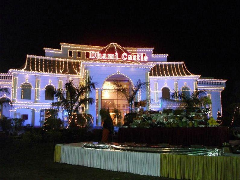 Dhami Castle Jalandhar Banquet Wedding Venue With Prices
