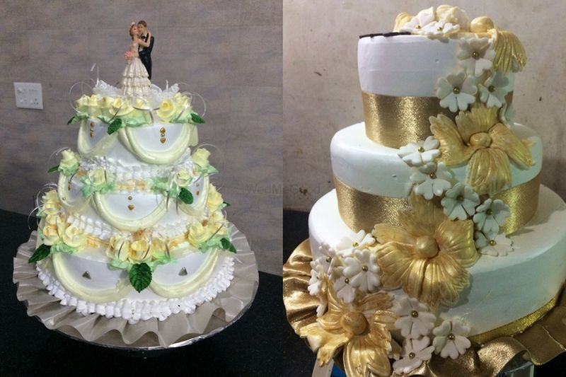 wedding cakes in delhi lucky s bakery amp patisserie price amp reviews wedding 24614