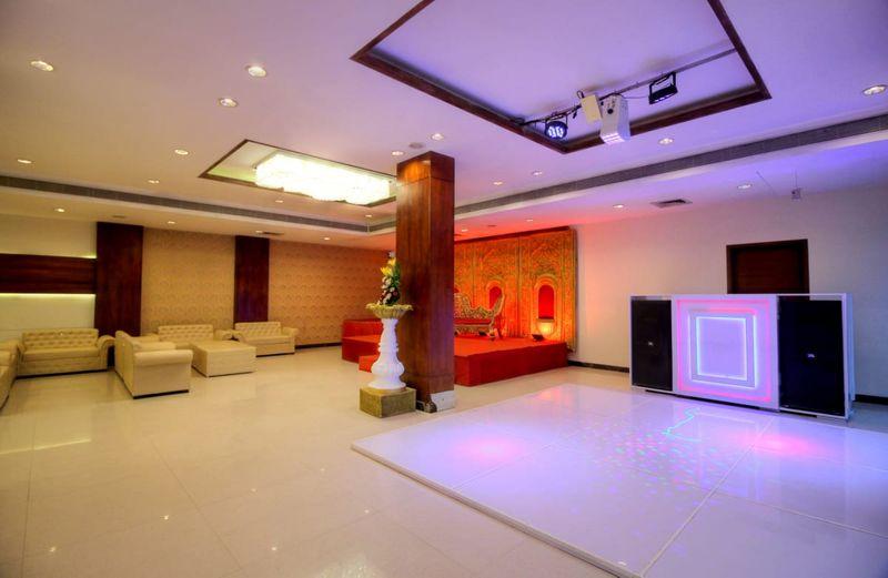 Hotel New Central Park Delhi Ncr Wedding Venue In Delhi Ncr