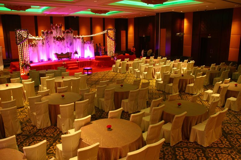 The Ritz Carlton Bangalore Bangalore Banquet Wedding Venue With