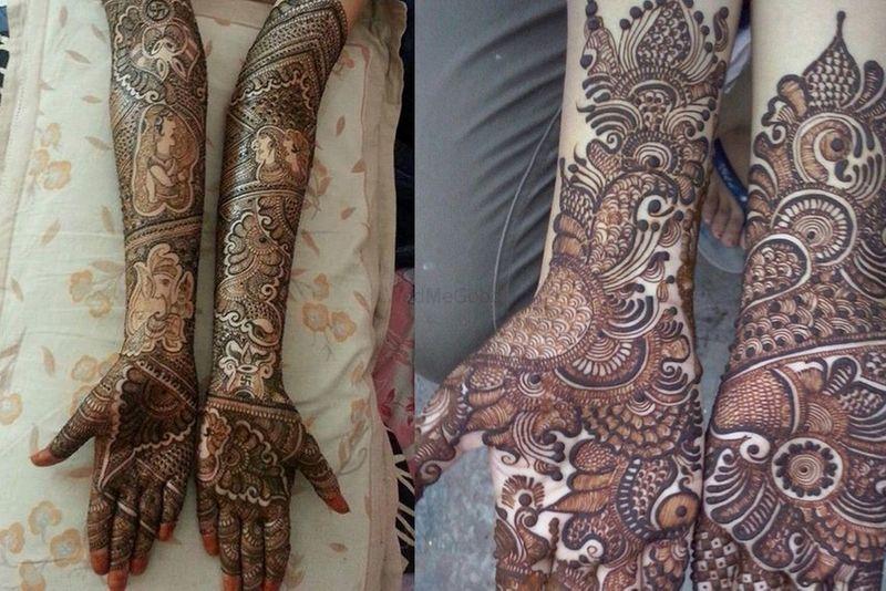 Sumeet Mehendi Art Price Amp Reviews Bridal Mehendi In Surat