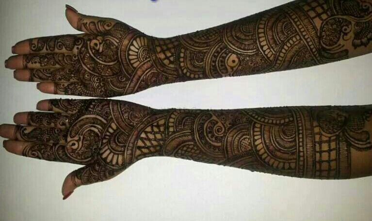 Bridal Mehndi In Bangalore : Bridal mehandi artists with prices in bangalore
