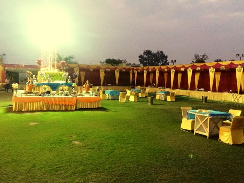 Garden Planner App >> Sanjog Resort Marriage Garden, Udaipur | Banquet, Wedding venue with Prices