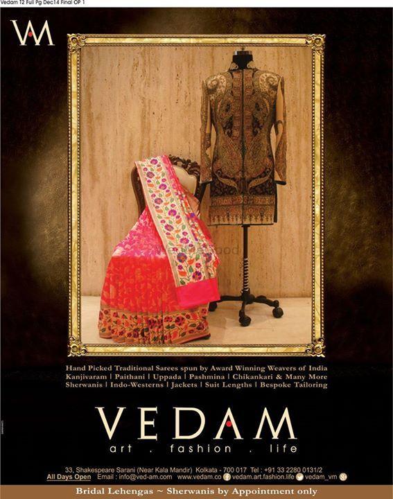 Vedam Price Reviews Groom Wear In Kolkata